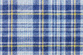 Tartan or Plaid or Scott Fabric Texture Pattern Background Royalty Free Stock Photo