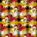 Tartan Plaid Seamless Pattern....