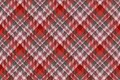 Tartan scotland seamless plaid pattern vector. Retro background fabric. Vintage check color square geometric texture