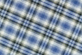 Tartan Scottish Plaid. Royalty Free Stock Photo