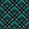 Tartan Seamless Pattern Background. Red, Black, Blue, Beige and White Plaid, Tartan Flannel Shirt Patterns. Trendy Tiles Vector Il Royalty Free Stock Photo