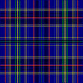 Tartan Texture Royalty Free Stock Photography