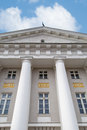 Tartu University Royalty Free Stock Photo