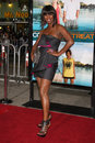 Tasha smith arriving at the couples retreat premiere mann s village theater westwood ca october Stock Photos