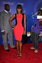 Tasha smith at the sparkle premiere chinese theater hollywood ca Royalty Free Stock Images
