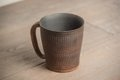 Tasse handcrafted traditionnelle Photos libres de droits