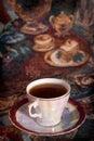 Tasse Tee des japanischen Services Lizenzfreie Stockfotografie