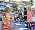 Taste of st croix the annual draws crowds people eager to sample the many foods provided by local chefs Stock Images