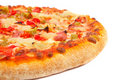 Tasty Italian pizza Royalty Free Stock Photography