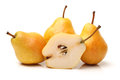 Tasty pear Royalty Free Stock Photo