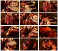Tasty roast Royalty Free Stock Images