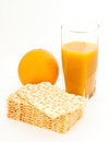 A tasty snack Royalty Free Stock Image