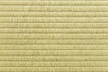 Tatami mat's texture, good for background Royalty Free Stock Photo