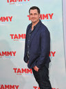 Tate taylor los angeles ca june at the premiere of tammy at the tcl chinese theatre hollywood Royalty Free Stock Photos