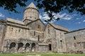 Tatev monastery in southern armenia Stock Photography