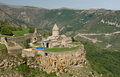 Tatev monastery in southern armenia Stock Image