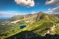 Tatra Mountain, Poland, View T...