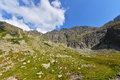 Tatry mountains beautiful landscape of poland Stock Images