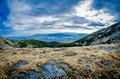 Tatry mountains the tatra tatras or tatra and in slovak plurale tantum are a mountain range that form a natural border between Royalty Free Stock Photo