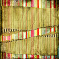 Tattered background Stock Images