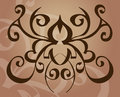 Tattoo design element Stock Images