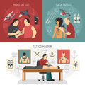 Tattoo Studio Design Concept