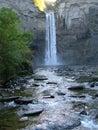 Taughannock Falls, Ithaca, NY Royalty Free Stock Photo