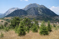 Taurus mountains landscape turkey Royalty Free Stock Photography