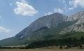 Taurus mountains landscape turkey Royalty Free Stock Images