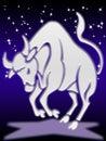 Taurus zodiac sign Stock Photo