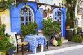 Stock Image Taverna in Malia, Crete