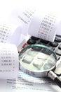 Tax Return Verification Royalty Free Stock Photo