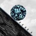 Tax Stress Concept