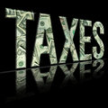 Taxes2.jpg Stock Image