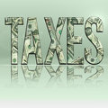 Taxes5.jpg Stock Photography