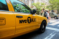 Taxicab Royalty Free Stock Photo