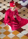 Tay Ninh Holy See Temple Stock Images