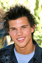 Taylor Lautner Royalty Free Stock Images