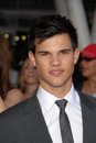 Taylor Lautner Royalty Free Stock Photos