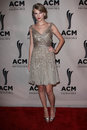 Taylor swift at academy of country music honors gala ryman auditorium nashville tn Royalty Free Stock Image