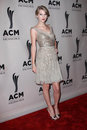 Taylor swift at academy of country music honors gala ryman auditorium nashville tn Stock Photos