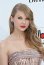 Taylor swift at the billboard music awards arrivals mgm grand garden arena las vegas nv Stock Image