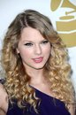 Taylor swift at the grammy nominations concert live nokia theatre los angeles ca Stock Photos