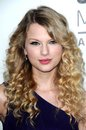 Taylor swift at the grammy nominations concert live nokia theatre los angeles ca Royalty Free Stock Photo