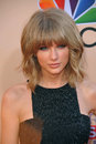 Taylor swift los angeles ca march at the iheart radio music awards at the shrine auditorium Stock Images