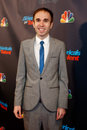 Taylor williamson new york sep comedian attends the pre show red carpet for nbc s america s got talent season at radio city music Royalty Free Stock Images