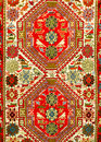 TBILISI, GEORGIA, MARCH 2017: - Colorful carpet with With beauti