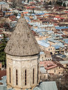 Tbilisii holy mother of god church of bethlehem in tbilisi goergia built as an armenian church in the th century it now operates Royalty Free Stock Image