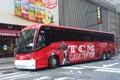 TCM Bus Royalty Free Stock Photo