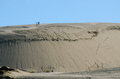 Te Paki Sand Dunes Stock Photography